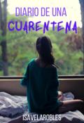 """Portada del libro """"Diario de una cuarentena"""""""