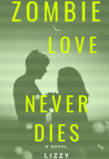 "Portada del libro ""Zombie Love Never Dies."""