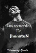 """Portada del libro """"Los recuerdos de Jhonatan"""""""