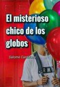 """Portada del libro """"El misterioso chico de los globos """""""