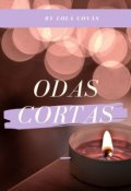 """Portada del libro """"Odas Cortas // Sin Editar."""""""