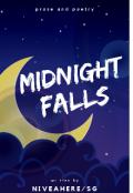 "Book cover ""Midnight Falls"""