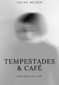 "Portada del libro ""Tempestades & café"""
