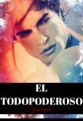 """Portada del libro """"El Todopoderoso"""""""