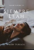 """Portada del libro """"Siempre Leah"""""""