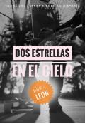 """Portada del libro """"Dos Estrellas En El Cielo"""""""