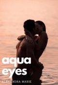 "Book cover ""Aqua Eyes 