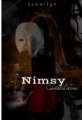 """Portada del libro """"Nimsy - Camino al abismo."""""""