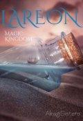 "Portada del libro ""Lareon Magic Kingdom"""