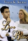 """Book cover """"Love is Blind"""""""