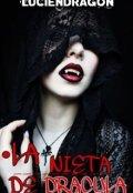 """Portada del libro """"La Nieta De Dracula"""""""