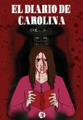 """Portada del libro """"El diario de Carolina"""""""