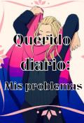 """Portada del libro """"Querido diario: Mis problemas"""""""