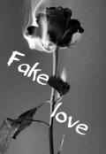 """Portada del libro """"Fake love"""""""