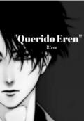 "Portada del libro ""Querido Eren"""