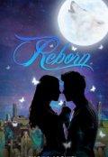 """Portada del libro """"Reborn (renacida)"""""""