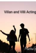 "Book cover ""Villan and villi"""