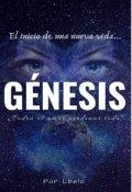 """Portada del libro """"Génesis: El inicio de una nueva vida.."""""""