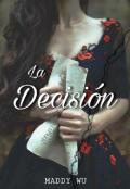 """Portada del libro """"La Decisión - Poema corto"""""""