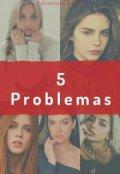 """Portada del libro """"5 Problemas"""""""