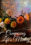 "Book cover ""Composing Life's Medley"""