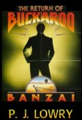 "Book cover ""The Return Of Buckaroo Banzai """
