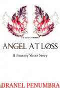 "Book cover ""Angel at Loss"""