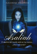 """Portada del libro """"Asaliah"""""""