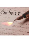 """Portada del libro """"Una hoja y yo """""""