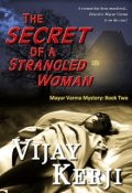 "Book cover ""The Secret of a Strangled Woman"""
