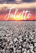 "Book cover ""Juliette"""