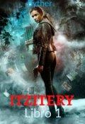 """Portada del libro """"Itzitery (borrador)"""""""