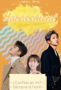 """Portada del libro """"Harassment - Chansoo"""""""