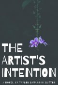 "Book cover ""The Artist's Intention"""