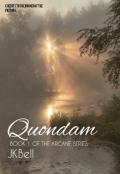 "Book cover ""Quondam"""