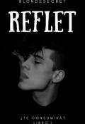 """Portada del libro """"Reflet"""""""