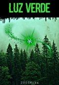 """Portada del libro """"Luz Verde"""""""