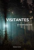 """Portada del libro """"Visitantes"""""""