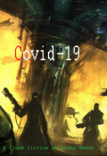 "Book cover ""Covid-19 (virus vs Virus) """