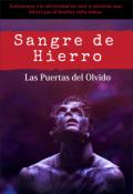"""Portada del libro """"Sangre de Hierro - Las puertas del olvido"""""""