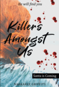 """Book cover """"Killers Amongst Us: Book 1"""""""