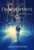 "Portada del libro ""Omnipotente - Saga G.D. #5"""
