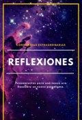 """Portada del libro """"Conciencias Extraordinarias : Reflexiones"""""""