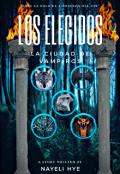 """Portada del libro """"Los Elegidos: La Ciudad de Vampiros"""""""