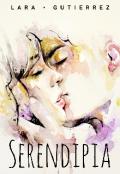 """Portada del libro """"Serendipia """""""