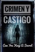 """Portada del libro """"Crimen y Castigo """""""