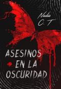 """Portada del libro """"Asesinos En La Oscuridad"""""""