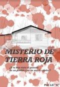 """Portada del libro """"Misterio de Tierra Roja"""""""