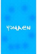 """Book cover """"Yomaen"""""""