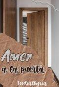 """Portada del libro """"Amor a la puerta """""""